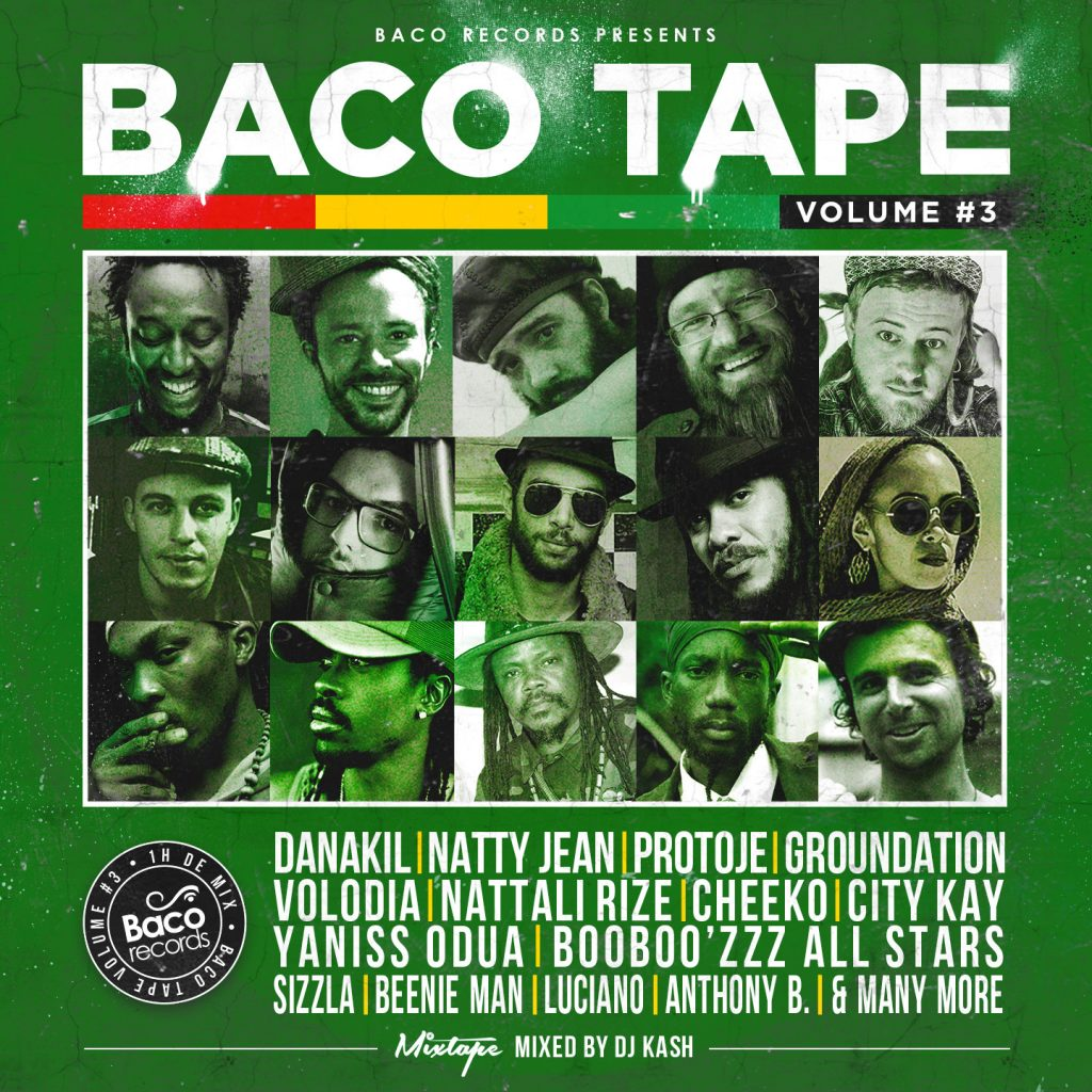 Baco Tape Cover Artwork