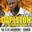 Mooore Fire! – Irie Ites.de proudly present The Fireman himself: CAPLETON! Geboren als Clifton George Bailey in Jamaica, bekam er den Spitznamen von Freunden verpasst und seitdem, wir wissen es...