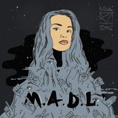 "Miss Baas, ""M. A. D. L. (Music A De Language)"" (Miss Baas)"