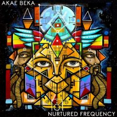 "Akae Beka  ""Nurtured Frequency"" (Haze St Studios)"