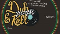 "Danman ""Dreader Dan Dread"" Jah Forcefield ""Dreader Dan Dub"" – 7 Inch (Dub & Roll Records – 2018) Das kleine, aber sehr feine Label Dub & Roll Records aus Göteborg..."