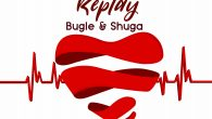 """Shuga & Bugle """"Replay"""" – 7"""" Single (R$NYTE Entertainment – 2018) Zwei Stimmen, die super zusammen passen, sind die von Bugle und Shuga. Bugle, was wörtlich übersetzt Waldhorn heißt..."""
