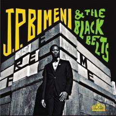 """J.P. Bimeni & The Black Belts """"I Miss You"""" (Tuxcone Records)"""