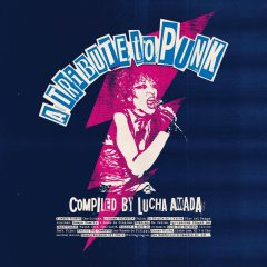 A Tribute To Punk – Compiled By Lucha Amada (Propaganda Pel Fet!/Jump Up Records)