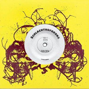 """Schlachthofbronx """"Dun Dem"""" / """"Soundbad"""" – 7 Inch (ZamZam – 2018) Sehr gespannt war ich, als ich erfahren habe, dass ZamZam mit dem Münchner Produzenten- und DJ-Duo Schlachthofbronx eine 7..."""