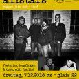 The Senior Allstars alongside Longfingah & Tonto Addi Das wird ein feiner Abend: die Herren des gepflegten Reggae, Jazz, Dub & Ska holen sich für die Show im Gleis 22...