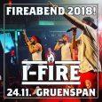 I-FIRE & Friends – FIREabend 2018! Inzwischen gilt es als gesetzt: Ohne FIREabend kann das Jahr nicht zu Ende gehen!Kurz vor der Weihnachtszeit lädt die neunköpfige Hamburger Reggae- und HipHop-Macht...