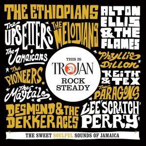 This Is Trojan Rock Steady (Trojan – 2018) Das britische Label Trojan feiert in diesem Jahr das 50. Jubiläum, was mittlerweile bekannt sein dürfte. 1968 ging das los, was wir...