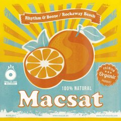 Jaya The Cat/ Macsat- Split-EP (Ring Of Fire Records)