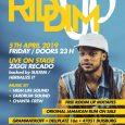 """""""Riddim Up"""" ist die neue Reggae & Dancehall Veranstaltung in Duisburg. Sound Systems, DJ´s, Live Artists & Bands werden das Grammatikoff in Zukunft an jedem ersten Freitag im Monat zu..."""