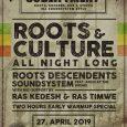 Das Roots Descendents Soundsystem gastiert mit der 30ten Auflage der Subliftment Partyreihe seit langem mal wieder im Unten in Kassel. Neben der bekannten Crew sind Ras Kedesh sowie Ras Timwe...