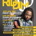 Am Freitag den 10. Mai 2019 präsentiert die RIDDIM UP Partyreihe einen ganz besonderes Eventhighlight in Duisburg im Grammatikoff. Nicht nur Reggae & Dancehall Fans dürfen sich auf einen Abend...