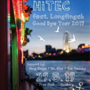 iLLBiLLY HiTEC & Longfingah (DJ-Set) King Toppa, Mr. Moe & Dub Teacha iLLBiLLY HiTEC aus Berlin haben im Oktober 2018 ihr Ende angekündigt. 2019 wird es noch Auftritte geben, aber...