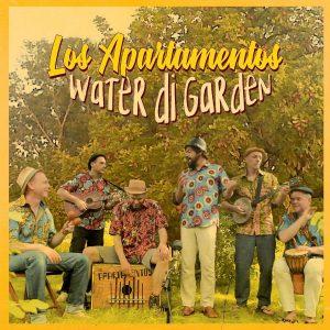 """Los Apartamentos """"Water Di Garden"""" (Jump Up– 2019) Jamaika Ende der 1930er – die britische Kolonie hat jetzt schon ihre Popmusik. Es ziehen Troubadoure durch die Insel und erzählen die..."""