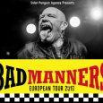 Es war eines dieser Konzerte, zu dem ich mit sehr gemischten Gefühlen gegangen bin. Ich mag die Bad Manners schon sehr lange, aber im Wesentlichen als Liveband, auf Platte ist...