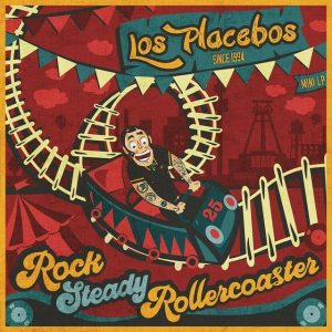 """Los Placebos """"Rocksteady Rollercoaster"""" (Sunny Bastards– 2019) 3 Welle oder 90ies Ska gekonnt performt mit Spielfreude und inzwischen 25 Jahren Erfahrung. Die Placebos aus dem Ruhrpott legen wieder ein absolut..."""