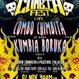 Cumbia Fest Berlin – Dia De Los Muertos 2019 Das Cumbia Fest repräsentiert lateinamerikanische Musikkultur in Berlin. Während Traditionen mit urbanem Leben verschmelzen, soll ein freier Raum geschaffen werden, wo...