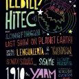 iLLBiLLY HiTEC verabschiedet sich! iLLBiLLY HiTEC aus Berlin haben im Oktober 2018 ihr Ende angekündigt. Nach mehr als 10 Jahren, in denen die Band rund um den Globus getourt ist, […]