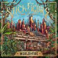 "Stick Figure ""World On Fire"" (Ruffwood Records -- 2019) Die Musik von weißen Reggaebands aus den USA, wie Rebelution, Slightly Stoopid, Tribal Seeds u.v.a., vereint sehr oft Reggae mit heimischen..."