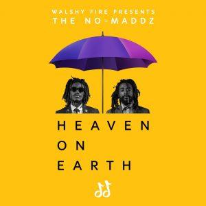 """The No-Maddz """"Heaven on Earth"""" (Nommadic Movement – 2019) Den Reggae wieder in den Mainstream zu führen ist ihre Agenda. Mit Wehmut erinnerten sich Sheldon 'Sheppie' Shepherd und Everaldo 'Evie'..."""
