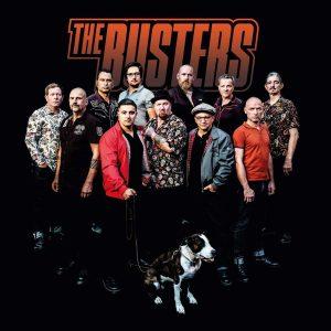 """The Busters """"The Busters"""" (Edition Busterland – 2019) Hui, die Busters melden sich mit einem selbst betitelten Album zurück! Kraftvoll und kompromisslos. Eine der ältesten Bastionen in Sachen Ska in..."""
