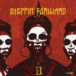 Steppin' Forward 2 (Moonshine Recordings – 2019) Nicht viele Label im Dub- und Reggae-Segment trauen sich, Veröffentlichungen hochwertig und hübsch verpackt auf Vinyl herauszubringen. Moonshine Recordings aus Polen ist da...