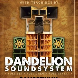 Dandelion Soundsystem in Kassel Roots Descendents & Irie Ites present the mighty Dandelion Soundsystem in Kassel for the second time! Be there… Panoptikum Leipziger Str. 407 34123 Kassel