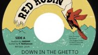 "Tippa Lee ""Down In The Ghetto"" – 7 Inch (Red Robin Records – 2019) Neben der 12 Inch Midnight Riders ""Outta Road""/Steve Knight ""Dem A Fraud"" gab es bislang zwei..."
