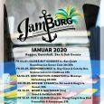 Jamburg im Januar 2019 ist Geschichte. Es geht voran. Im Januar startet es an der Elbe recht gemütlich und dennoch vielseitig wie eh und je. Als Artists kommen u.a. Mono...