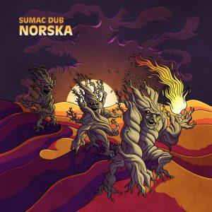 """Sumac Dub """"Norska"""" (ODG Productions -- 2020) Sumac Dub aus Grenoble beschreibt seine Musik als """"mix between electronic and acoustic music"""". Das sagt zunächst einmal wenig aus. Hört man sich..."""