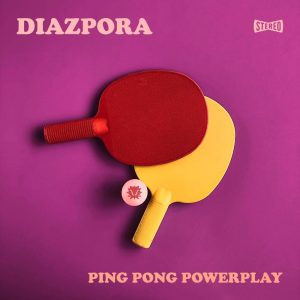 """Diazpora """"Ping Pong Powerplay"""" (Légère Recordings -- 2020) Drei Jahre nach dem Album """"Islands"""" legen die Musiker von Diazpora aus Hamburg mit """"Ping Pong Powerplay"""" nach. Die Reise wird also..."""