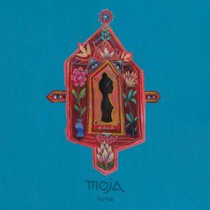 """Moja """"Home"""" (Moja/Art Beat -- 2020) 2018 legte die Band Moja aus Nantes mit """"One"""" ein sehr schönes Debütalbum vor. Darauf präsentierten sie sehr organischen Roots Reggae mit viel Tiefe..."""