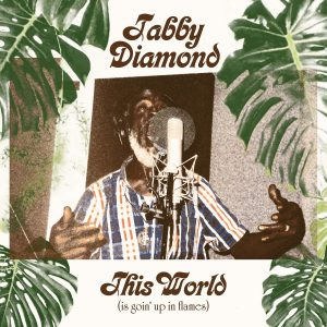 """Time Of Confusion feat. Tabby Diamond """"This World (Is Going Up In Flames)"""" – 7 Inch (Jancro – 2020) """"From the moment I hear that track, I connect with it..."""