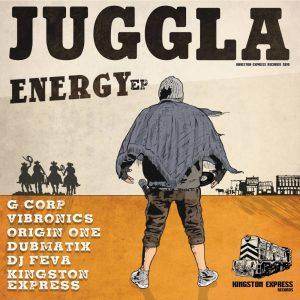 "Juggla ""Energy EP"" (Kingston Express Records – 2020) Anfang bis Mitte der 2000er waren Noiseshaper und das Overproof Soundsystem mächtig aktiv. Mit Titeln, wie ""Rough Out There"", ""All A Dem..."