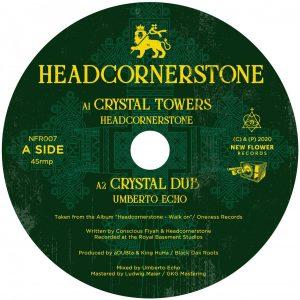 """Headcornerstone """"Crystal Tower""""/ """"Crystal Dub"""" """"Why"""" / """"Why Dub"""" – 12 Inch (New Flower Records – 2020) Als ich vor einiger Zeit die News las, es werde bald ein neues […]"""