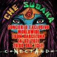 Che Sudaka Online Konzert, 14.3.21 Eigentlich gab es bereits Pläne für eine Wintertour 2020, die aber den Bedingungen einer omnipräsenten Pandemie entsprechend entfiel. Doch davon lassen sich Che Sudaka nicht […]